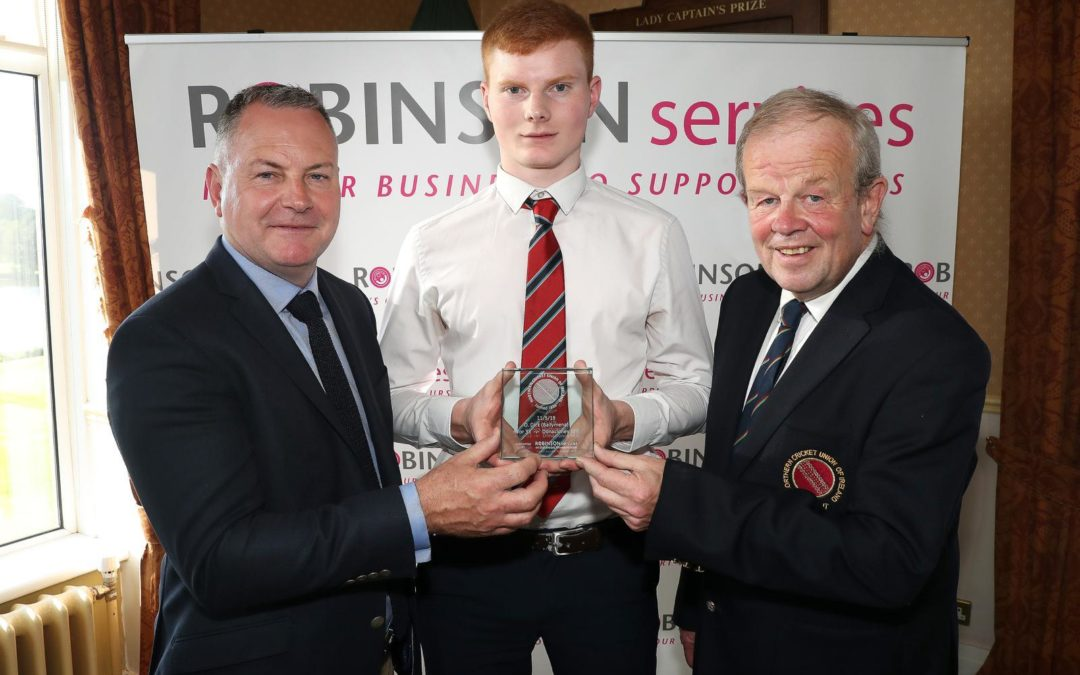 Owen Dick recognised for 6 wicket haul