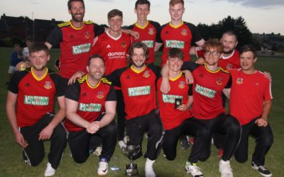 Stunning victory for 1st XI in Final
