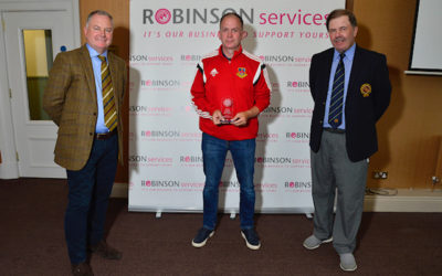 Cricket award for James Kennedy