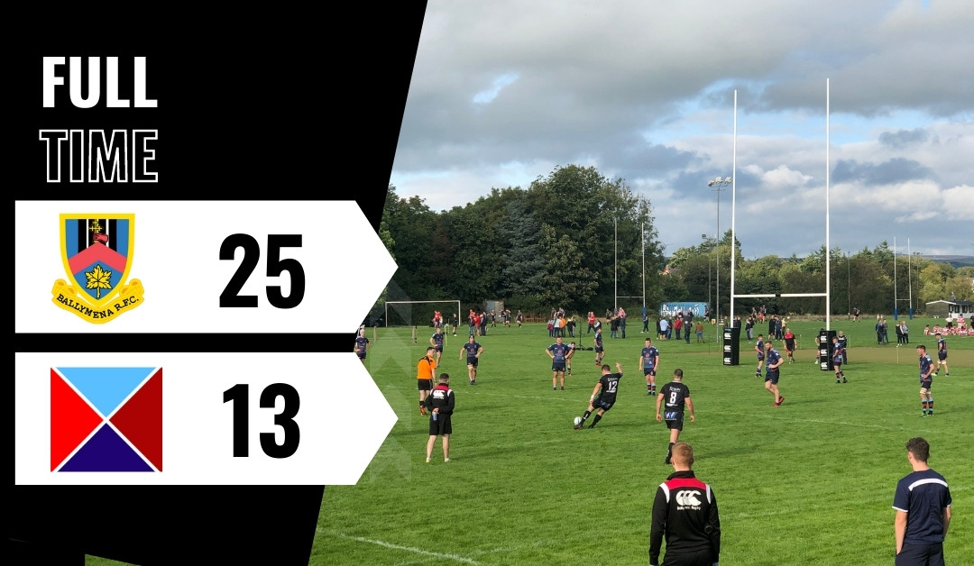 1XV defeat Harlequins to go joint top