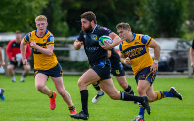 1st XV convincingly overcome Bangor in UBL