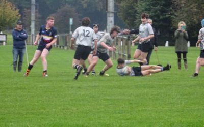 18s continue their winning streak against Banbridge