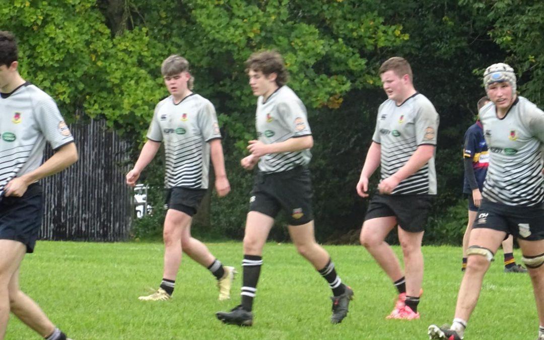 U18s put seven tries past Enniskillen
