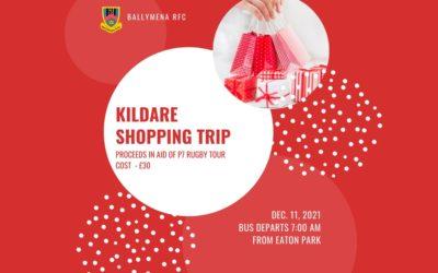 Fundraising shopping trip to Kildare Village