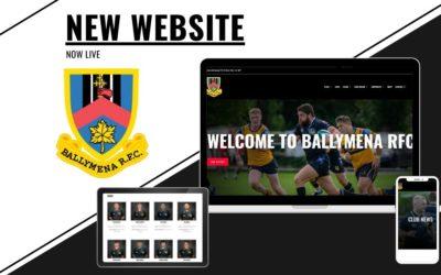 New Website: Now Live.