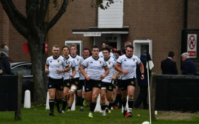1st XV secure bonus point victory over Old Crescent
